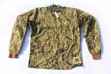 NWT NWU Type III Navy Seal AOR2 Digital Inclement Weather Combat Shirt S/R