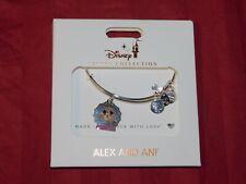 Disney Parks ALEX & ANI bracelet Mickey's Fun Wheel color - silver tone NEW