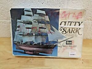 Revell Model 5401 Cutty Sark in Sealed Box. (Hospiscare)