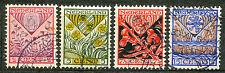Nederland  208 - 211 gebruikt (2)