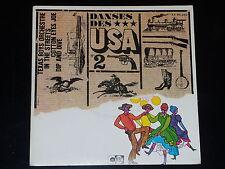 45 tours SP - DANCES DES USA - TEXAS BOYS ORCHESTRE - ANNEES 1970