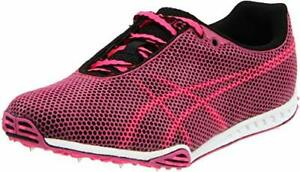 ASICS Womens Size 5 M Neon Pink GEL-Dirt Diva 4 Track And Field Shoe Sneakers