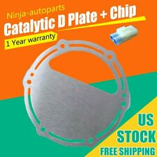 Catalytic D Plate With Cat Removal Chip for Yamaha GPR GP1200R GP1300R XLT1200