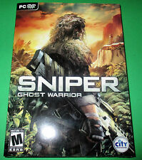 Sniper: Ghost Warrior PC   Factory Sealed!!   Free Shipping!!