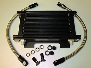 Fits Suzuki GSX1400 Oil Cooler Kit c/w Brackets and HEL Performance Lines