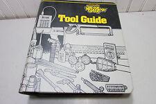 Caterpillar Tool Guide Manual 1987