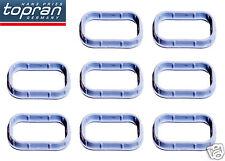 Ford Mondeo 2.0 2.2 TDci Set of 8 Inlet Manifold Gasket Seal By Topran 1138392