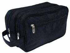 Mens Wash Bag JUMBO - toilet bag extra large, Travel Toiletries  Mens Wash Bag