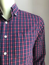 """Vineyard Vines """"Murray"""" Shirt, Barnstable Plaid, X-Small, Excellent Condition"""