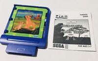 Pico Sega Game Cartridge Lion King Adventures at Pride Rock Vintage 1994 Gaming