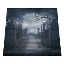 Halloween Vinyl Studio Backdrop Photography Prop Photo Background 10x10ft F5J8