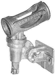 Down-East D-11 Inboard Mounting Rod Holder 2504