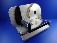 Exquisit AS 3301 Grau | Allesschneider | Aufschnitt- Käse- Brotschneidemaschine