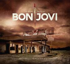 Various Artists : The Many Faces of Bon Jovi CD Box Set 3 discs (2018)