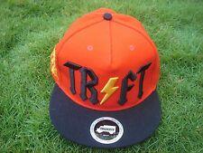 New! Truk-Fit Hat Cap - Orange - Adjustable Size