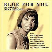Nina Simone - Blue for You (The Very Best of ) CD20 tracks FEELING GOOD,BOJANGLE