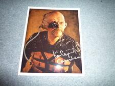 Ken Carpenter signed autographe 20x25 en personne synchros