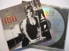 "SHEENA EASTON ""WHAT COMES NATURALLY"" - CD"