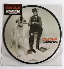 DAVID BOWIE -Diamond Dogs- Rare UK 40th Anniversary Picture Disc (Vinyl Record)