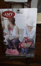 Oop Amy Butler Madison bags purse pattern downtown and uptown handbag NEW