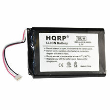 HQRP Battery for Garmin Nuvi 2555LT, 2595, 2457, 2457LMT, 2460LT, 2497, 2497LMT