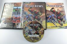 PC BLOOD BOWL COMPLETO PAL ESPAÑA