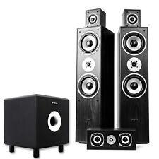 5.0 Surround Sound Speaker System Active Sub Home Cinema Hifi 1350W SSC2607