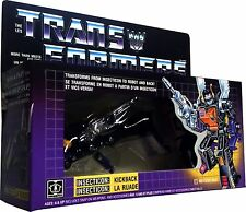 Transformers Insecticon: Kickback G1, Vintage 1985, Nuovo! Misb! Afa It