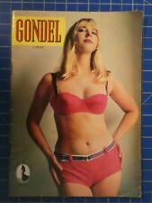 GONDEL Heft 209 1966 B25001