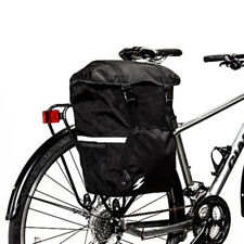 15L Cycling Bicycle Rear Pannier Saddle Trunk Bag Waterproof Mountain Road Rack