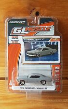 Greenlight GL MUSCLE Series 17 1970 CHEVROLET CHEVELLE SS - Primer Grey (A+/A+)