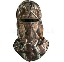 Verney-Carron Match Hood Balaclava - Shooting/Hunting - Realtree - One Size
