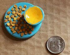 Dollhouse Miniatures Nachos Party Handmade 1:12 Artist Made Food Super Bowl