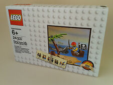 LEGO PIRATES ADVENTURE 5003082 RARE DIFICIL PIRATES ADVENTURE COLLECTION NEW