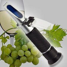 VITICULTEUR VIN ALCOOL REFRACTOMETRE/REFRACTOMETER *BE* R06