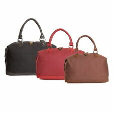 Satchel Soft Canvas Travel Bags & Hand Luggage