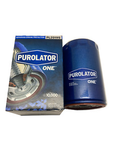 PL20195 Purolator New Oil Filter for Ram Truck E150 Van E250 F150 Pickup F-150