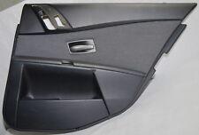 ORG BMW SERIE 5 E60 E61 PORTA Carenatura Pannello posteriore destra antracite