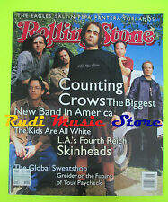 ROLLING STONE USA MAGAZINE 685/1994 Counting Crows Tori Amos Spice Of Life No cd