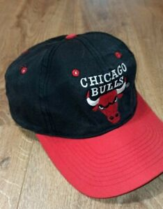 Chicago Bulls Hat NBA Trucker Adjustable Cap Logo 7