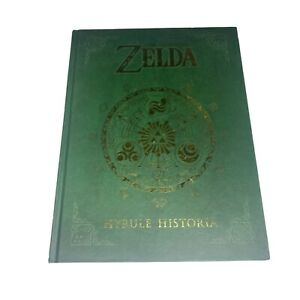 The Legend of Zelda: Hyrule Historia Hardback Book. Nintendo,Zelda LOOK!!