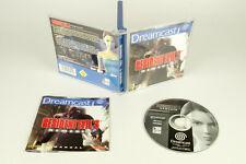 Sega Dreamcast *Resident Evil 3 Nemesis* OVP mit Anleitung Deutsch