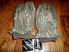 MOSSEY OAK winter insulated gloves thinsulate hollofil cold weather glove