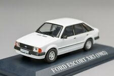 Ford Escort 1.3 GL White 1982 IXO-ALTAYA 1:43