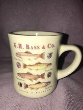 G.H. Bass Catch & Release Mug