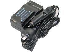 Battery+Charger for DMW-BLD10 BLD10E BLD10GK BLD10PP DMC-G3 GF2 GX1 G1X G3W GF2S