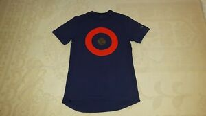 Rapha Graphic Blue Graphic T-Shirt Top Tee Size L Large New