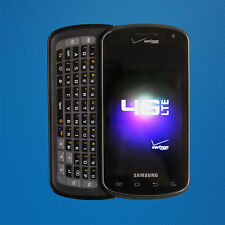Good - Samsung Galaxy Stratosphere SCH-I405 Black (Verizon) Smartphone Free Ship