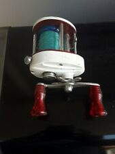 New listing Vintage Shakespeare fishing casting reel 1975 Red White Blue Bicentennial DH
