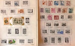 Lot of South Korea Year 1963-1969 Stamps Used/MH
